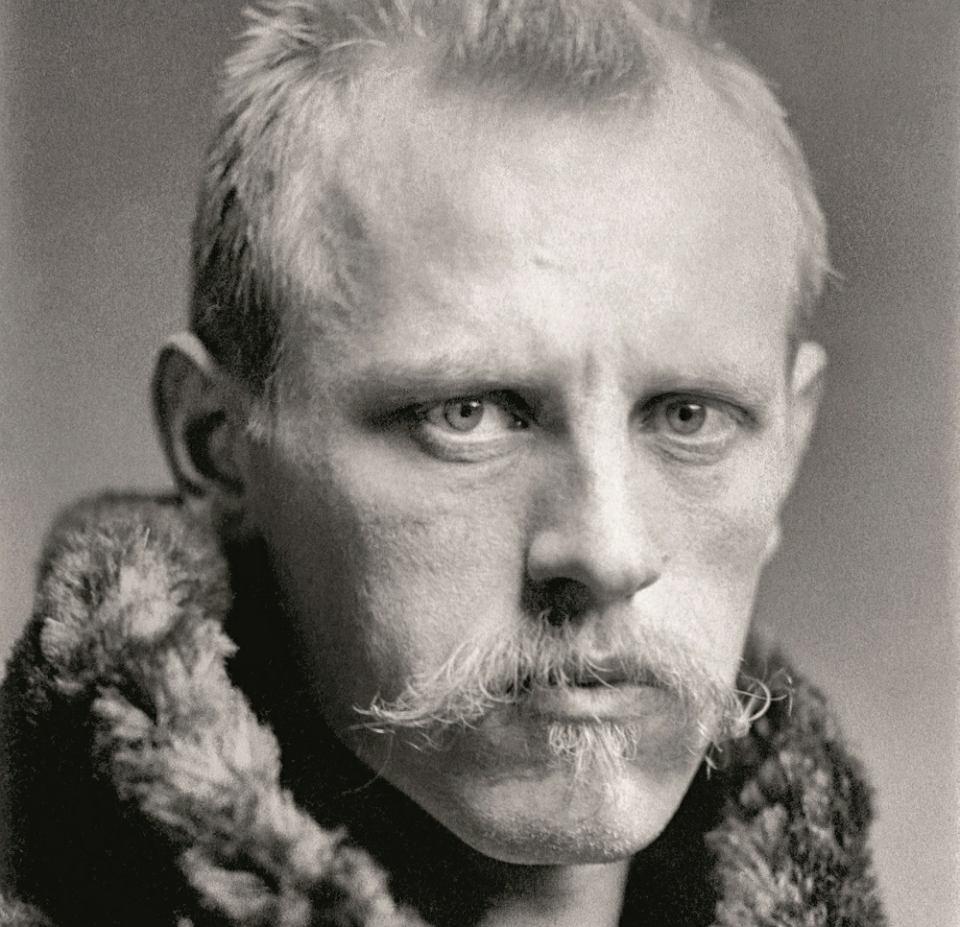 Zdjęcie numer 1 w galerii - Fridtjof Nansen: polarnik, który szedł naprzód