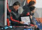 Liga Europy. Van Gaal tłumaczy porażkę Manchesteru United: To prawo Murphy'ego