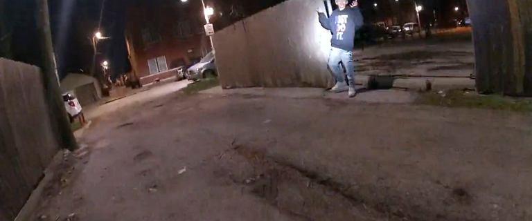 Policjant zastrzelił 13-letniego Adama Toledo. Chłopiec miał uniesione ręce