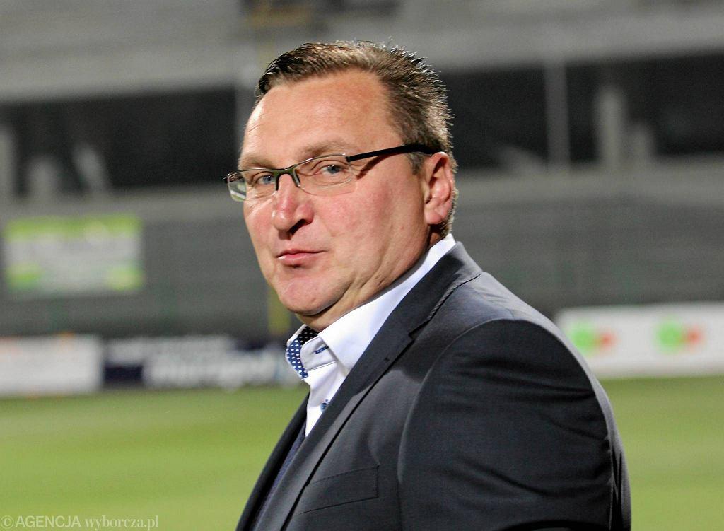 Trener Czesław Michniewicz