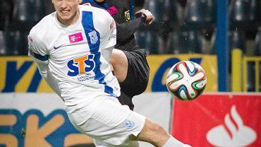 Zawisza Bydgoszcz - Lech Poznań 1:0. Tomasz Kędziora
