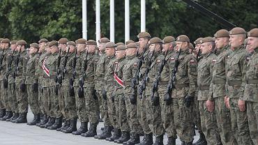 Wojska Obrony Terytorialnej (zdjęcie ilustracyjne)