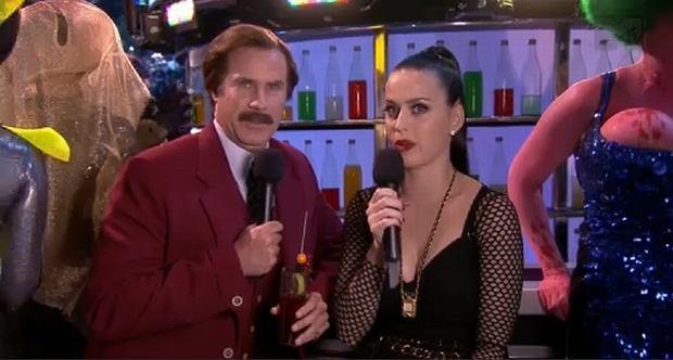 Will Ferrell, Katy Perry