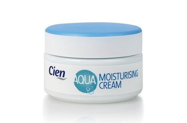 Krem nawilżający z Lidla - Cien Moisturizing Cream