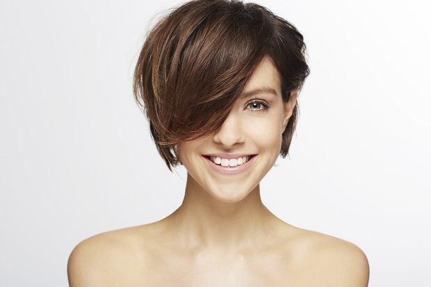 stylizacja krótkich włosów