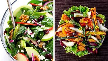 Sałatka to dobry pomysł zarówno na lunch, obiad, jak i kolację