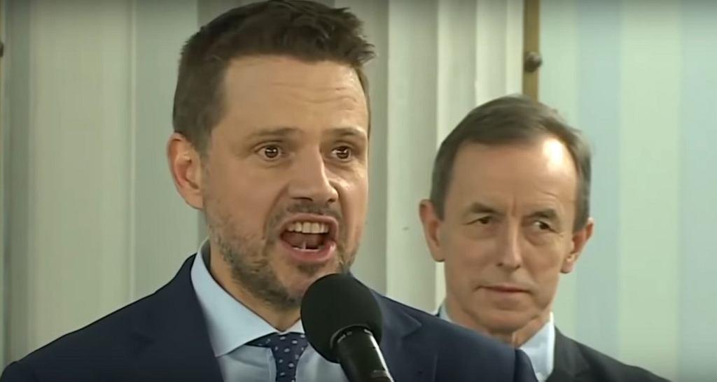 Wybory prezydenckie 2020. Nowy spot Andrzeja Dudy to szpile wbijane Rafałowi Trzaskowsikemu