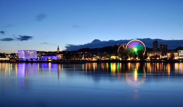 Panorama miasta Linz