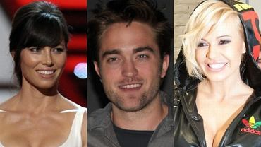 Jessica Biel, Robert Pattinson, Doda.