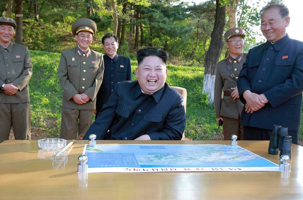 Kim Dżong Un