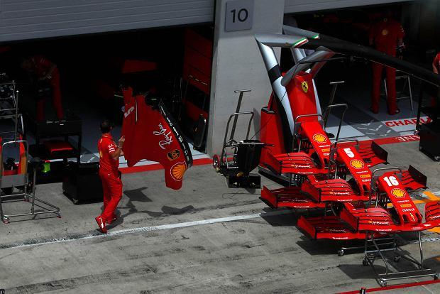 Szokujące doniesienia włoskich mediów. Wielka afera szpiegowska w F1