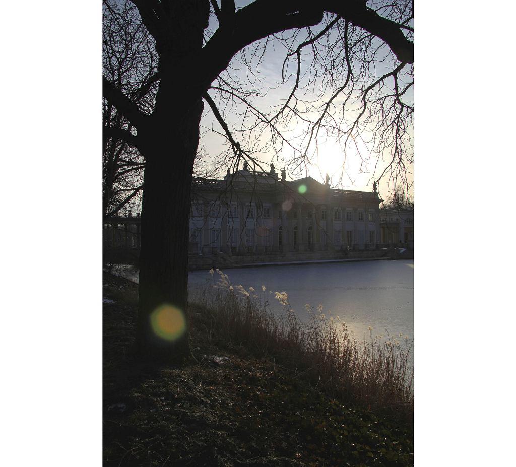 Łazienki Królewskie (fot. iStockphoto.com)