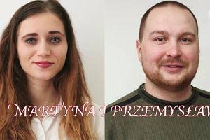 Martyna i Przemek z programu 'Ślub od pierwszego wejrzenia'