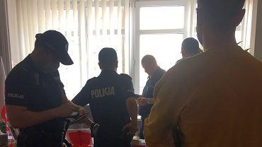 Ktoś strzelał w okna siedziby SLD w Warszawie. 42-latek zatrzymany