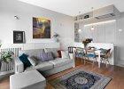 Jednopokojowe mieszkanie z dwoma aneksami