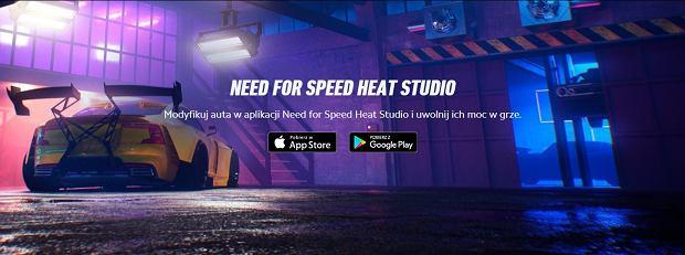 NFS: Heat - aplikacja
