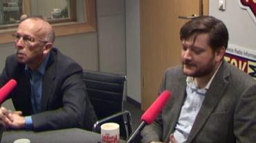 Wiesław Rozłucki i Ignacy Morawski w TOK FM