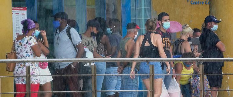 Kuba. Inflacja sięga 900 proc. Kubańczyków nie stać na podstawowe produkty