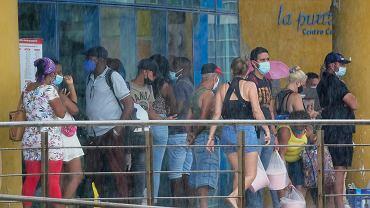 Kubańczycy mierzą się ze skutkami ogromnej inflacji
