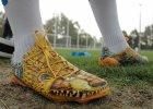 Gergo Lovrencsics z Lecha Poznań ma buty piłkarskie inne niż wszyscy. Tylko dwa tysiące par na świecie