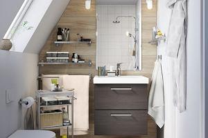 Drewno w łazience - elementy wykończeniowe i dodatki, które dodadzą ciepła każdej łazience