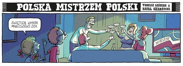 Zdjęcie numer 40 w galerii - Polska mistrzem Polski