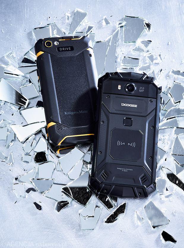 Wszystkoodporne telefony