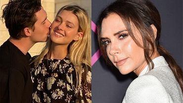Victoria Beckham, Brooklyn Beckham, Nicole Peltz