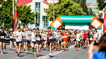 Tragedia na półmaratonie w Radomiu. Policja bada okoliczności śmierci biegacza