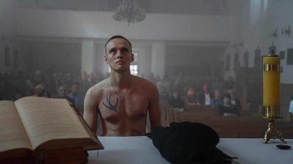Kadr z filmu Boże Ciało