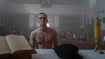 Bartosz Bielenia w filmie 'Boże Ciało' Jana Komasy