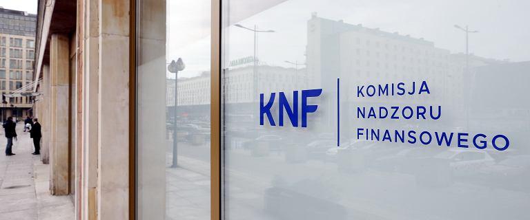 Kontrola w KNF. Pod lupą nadzór nad trzema bankami