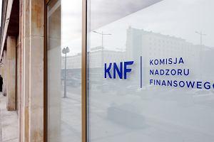 Kontrola wewnętrzna w KNF. Oprócz banków Czarneckiego, jeszcze jeden bank pod lupą