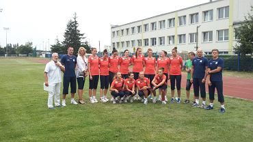 Zespół Pałacu przed sezonem 2013/14