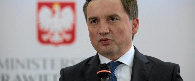 Będzie wniosek o wotum nieufności wobec Zbigniewa Ziobry