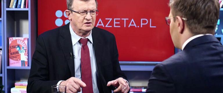 Poranna rozmowa z Tadeuszem Cymańskim