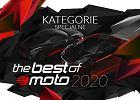 Kategorie specjalne The Best of Moto 2020. Czytelnicy wybierają 11 zwycięzców