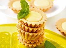 Tartaletki cytrynowe - ugotuj