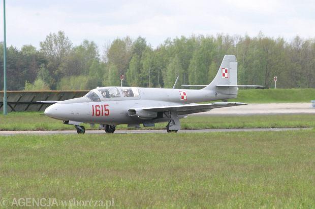 TS-11 Iskra/ zdj.ilustracyjne