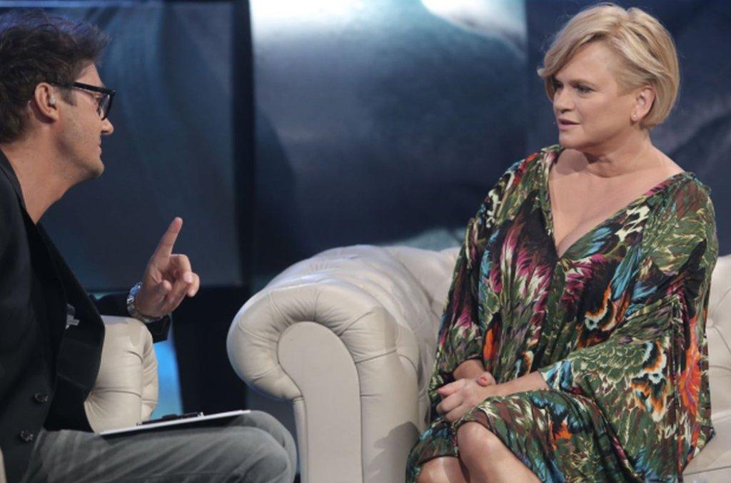 Kuba Wojewódzki i Katarzyna Figura