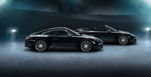 Porsche Boxster i 911 Carrera Black Edition | Ceny w Polsce | Elegancka czerń
