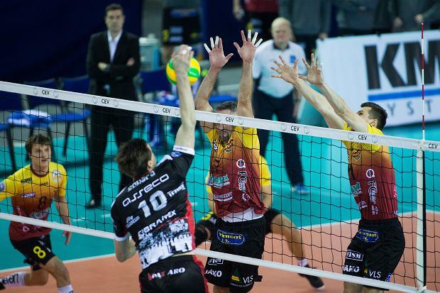 Zdjęcie numer 2 w galerii - Liga Mistrzów. Asseco Resovia wygrywa w Czechach 3:2 [FOTO]