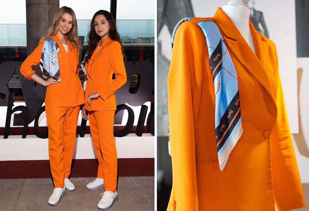 Nowe uniformy ukraińskich stewardes
