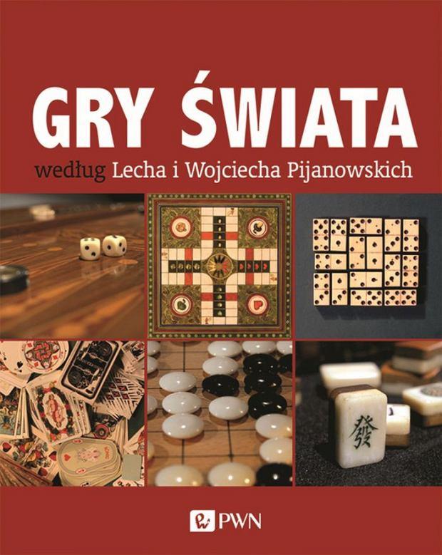 Gry świata według Lecha i Wojciecha Pijanowskich, książka