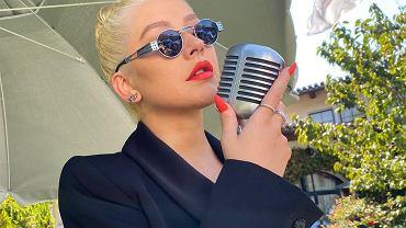 Christina Aguilera o samoakceptacji