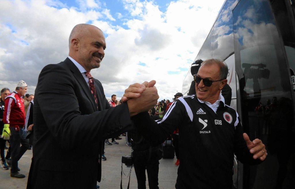 Feta po awansie Albanii na Euro 2016