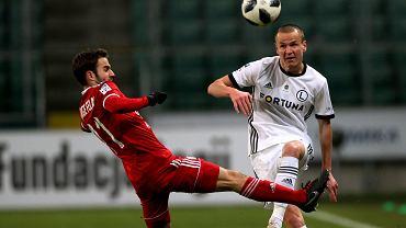 Legia Warszawa - Piast Gliwice 2:0