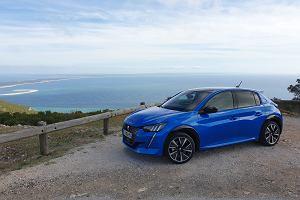 Opinie Moto.pl: Nowy Peugeot 208. Jeździliśmy elektrykiem oraz odmianami spalinowymi