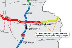 Autostrada A2 przetnie całą Polskę. Jest przetarg na ostatni fragment pod granicą
