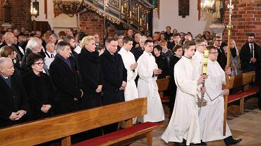 Uroczystości pogrzebowe Jolanty Szczypińskiej